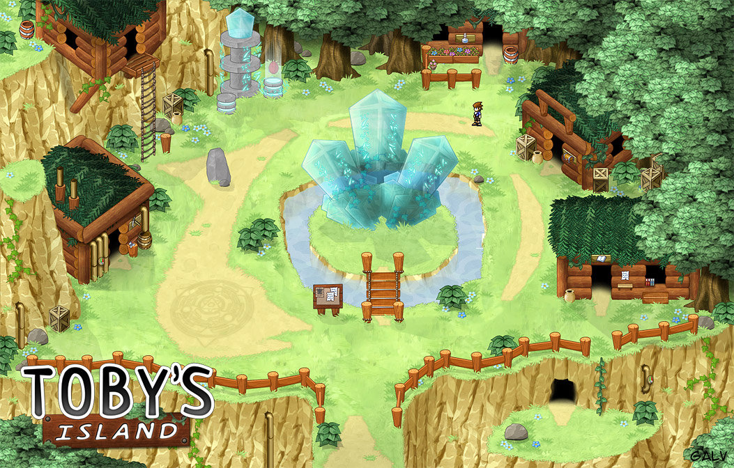 rpg maker ace town gallery