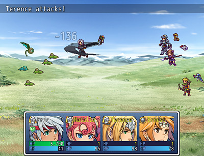 Rpg Maker Mv Sideview Battle Sprites