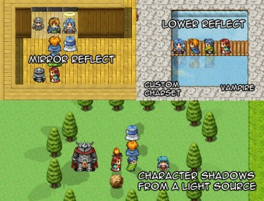Character Effects | Galv's RPG Maker Scripts & Plugins