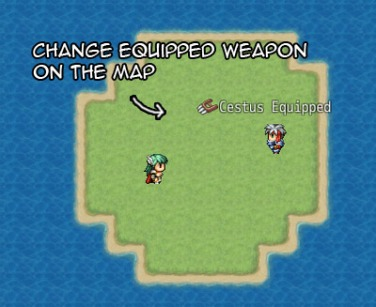 Quick Weapon Swap | Galv's RPG Maker Scripts & Plugins