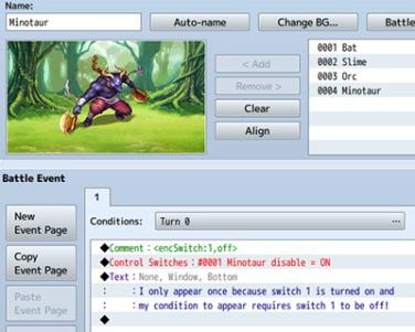MV Random Encounter Conditions | Galv's RPG Maker Scripts
